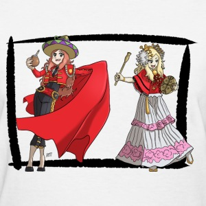 Vivian X Lilian, female - Women's T-Shirt