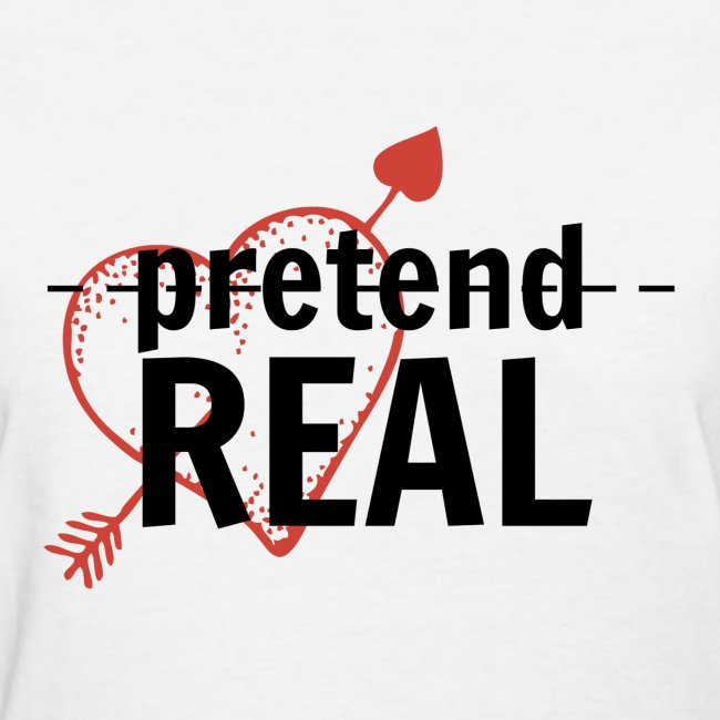 Pretend/Real Black