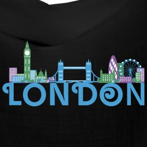 London Skyline Caps - Bandana