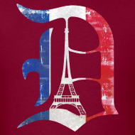 Design ~ Detroit Stands With Paris