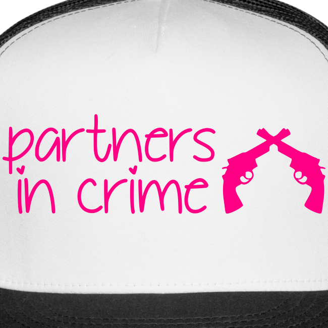 Partners In Crime Hat