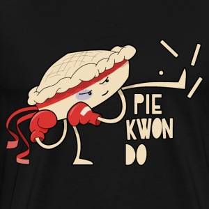 Pie Kwon Do - Men's Premium T-Shirt