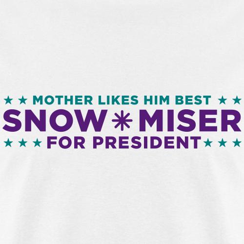 Snow Miser for President