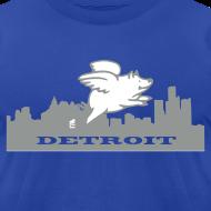 Design ~ Detroit Flying Pig