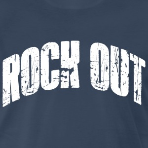 Rock Out T-Shirts - Men's Premium T-Shirt