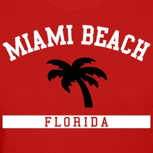 Miami Beach Women's T-Shirts - Women's T-Shirt