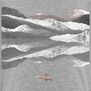 Mountain Lake - Kids' Premium T-Shirt