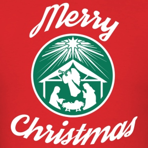 Merry Christmas Starbucks - Men's T-Shirt