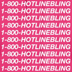 1-800-HOTLINE BLING 1800 Hotline Bling 1 800 Hoodies - Women's Hoodie