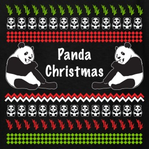 Panda Christmas Ugly Sweater Kids' Shirts - Kids' T-Shirt