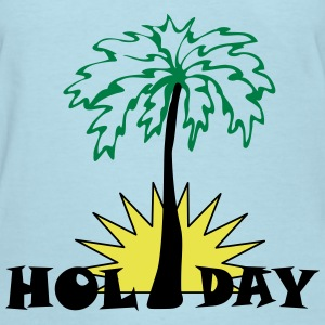 Holiday by Claudia-Moda T-shirts - T-shirt pour femmes