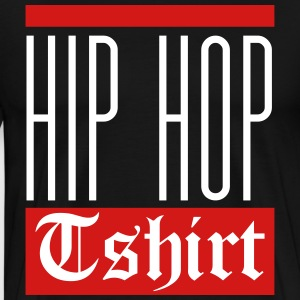 hiphop tshirt T-Shirts - Men's Premium T-Shirt