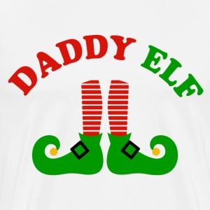 Daddy Elf T-Shirts - Men's Premium T-Shirt