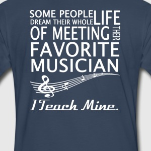 Music Teacher - Men's Premium T-Shirt