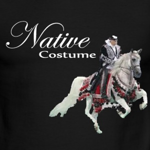 Native Costume T-Shirts - Men's Ringer T-Shirt