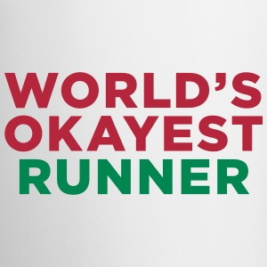 World's Okayest Runner - Coffee/Tea Mug