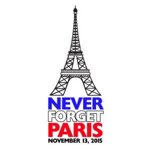 Never Forget Paris