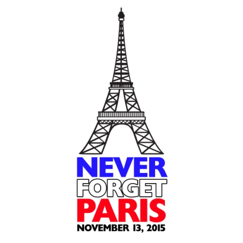 Never Forget Paris
