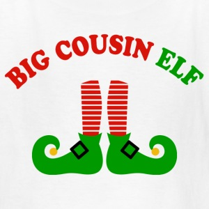 Big Cousin Elf Kids' Shirts - Kids' T-Shirt