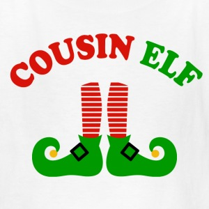 Cousin Elf Kids' Shirts - Kids' T-Shirt