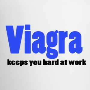 VIAGRA - keeps you hard at work - Coffee/Tea Mug