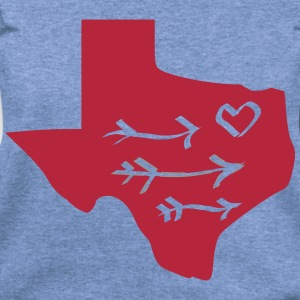 Texas Love - Women's Wideneck Sweatshirt