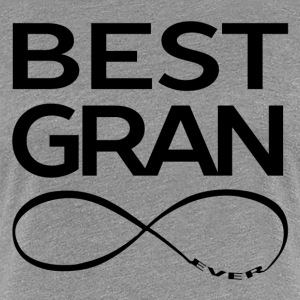 BEST GRAN EVER Women's T-Shirts - Women's Premium T-Shirt
