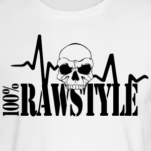100% Rawstyle Long Sleeve Shirts - Men's Long Sleeve T-Shirt