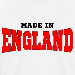 Made In England T-Shirts - Men's Premium T-Shirt