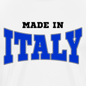 Made In Italy T-Shirts - Men's Premium T-Shirt