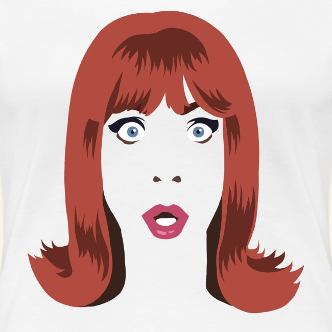 Miss Coco Peru by Terry Blas - Women's Premium T-Shirt