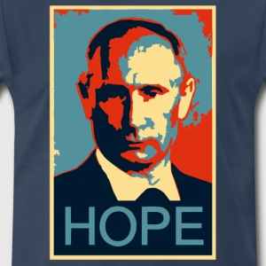 Putin Hope Style Shirt - Men's Premium T-Shirt