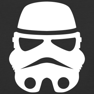 Stormtrooper - Baseball T-Shirt