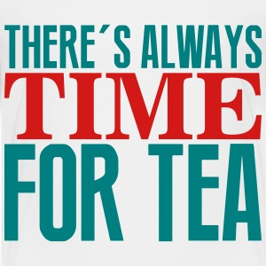 There's always time for tea Kids' Shirts - Kids' Premium T-Shirt
