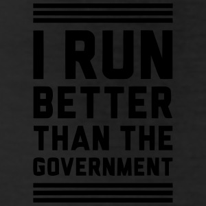 I RUN BETTER THAN THE GOVERNMENT Bottoms - Leggings