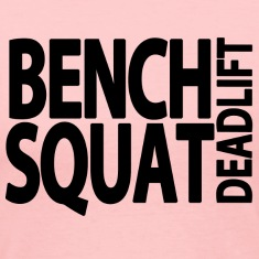 Bench Squat Deadlift Long Sleeve Shirts