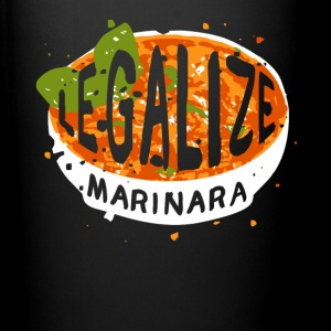 Legalize marinara Italian T-shirt Mugs & Drinkware - Full Color Mug