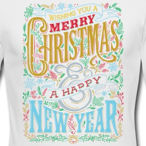 Happy Holidaze - Men's Long Sleeve T-Shirt by Next Level