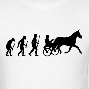 Evolution Harness Racing - Men's T-Shirt