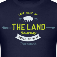Design ~ Take Care of the Land