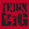 Think Big (Arnold Schwarzenegger) T-Shirts - Men's Premium T-Shirt