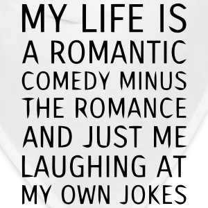MY LIFE IS A ROMANTIC COMEDY MINUS THE ROMANCE Caps - Bandana