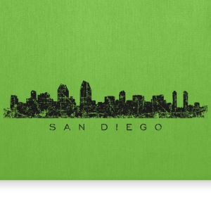 San Diego Bag (Skyline) - Tote Bag