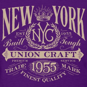 NYC Union Craft_cream - Women's T-Shirt