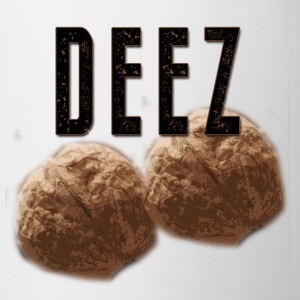 Coffee/Tea Mug- Deez Nuts   - Coffee/Tea Mug