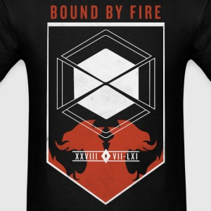 Destiny - Bound by Fire - Men's T-Shirt