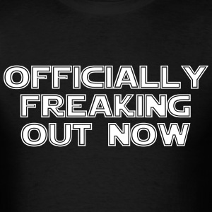Freaking Out T-Shirts - Men's T-Shirt