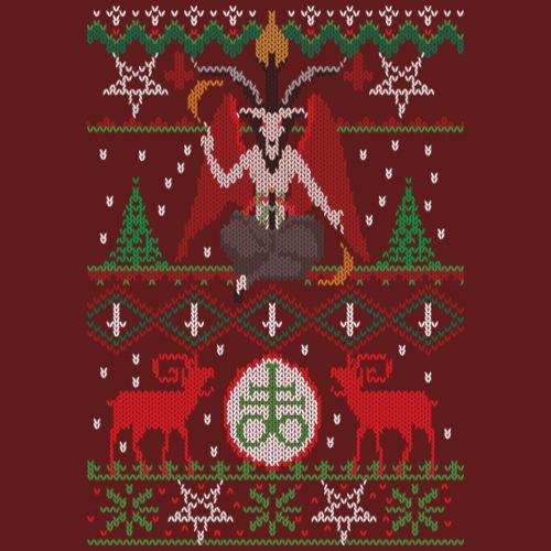 Baphomet Christmas no txt