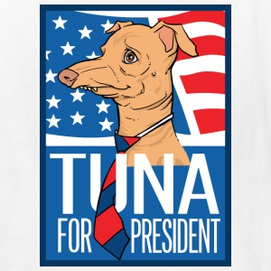 Tuna for President Kids' Shirts - Kids' T-Shirt