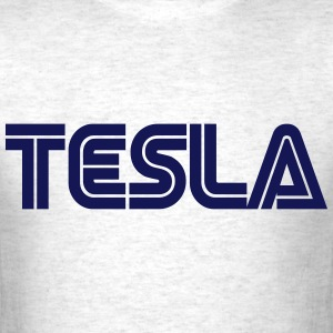 TESLA T-Shirts - Men's T-Shirt